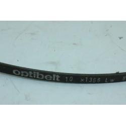 OPTIBELT 10X1366 courroie pour lave linge d'occasion