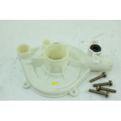 4493450 MIELE G647SCI PLUS n°22 Tête de Pompe de cyclage pour lave vaisselle