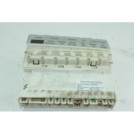 00493783 BOSCH SIEMENS n°32 Programmateur pour lave vaisselle