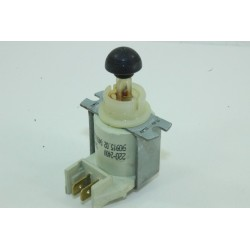 00166874 BOSCH SGS57M42FF/36 N°15 Electrovanne adoucisseur pour lave vaisselle d'occasion