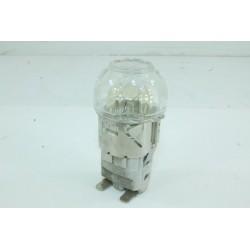 265900025 BEKO GM15120DX N°24 Lampe douille pour four