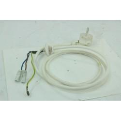 V35A002A3 BRANDT WFA1217F N°154 câble alimentation pour lave linge d'occasion