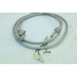 2836390200 BEKO WMB812 N°11 câble alimentation pour lave linge