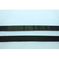 EL 1161 J5 courroie megadyne pour lave linge