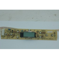 480120100335 WHIRLPOOL MAX25/ALU n°34 Programmateur pour micro-ondes d'occasion