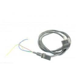 00645589 BOSCH HMT82M660/07 N°7 câble alimentation pour four à micro ondes d'occasion