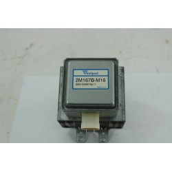 481913158019 WHIRLPOOL MO201WH n°21 Magnétron 2M167B-M16 pour four à micro-ondes