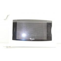481945948866 WHIRLPOOL MO201WH n°8 Porte complète pour four à micro-ondes