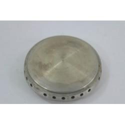 223100080 BEKO BFD6654MR n°109 Chapeau de bruleur semi rapide moyen cuisinière d'occasion