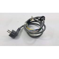 189K33 BELLAVITA DF8CBWMIC N°38 Câble alimentation pour sèche linge
