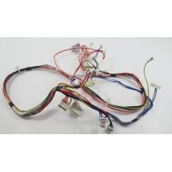 91490666400 ELECTROLUX FWHB7125P N°169 Câblage pour lave linge d'occasion
