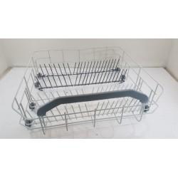 C00257127 ARISTON LFT228 n°25 panier inférieur de lave vaisselle