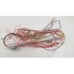 10000977 BOSCH WTN85V08F N°40 Câblage pour sèche linge