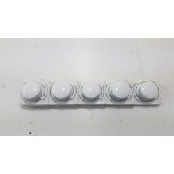 LG WD-12321BD n°127 Boutons option pour lave linge