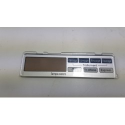 LG WD-12321BD n°128 Boutons cadran visualisation pour lave linge