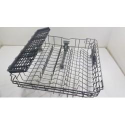 AS0061636 BRANDT DFH13524W n°51 panier supérieur de lave vaisselle