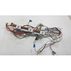 00183210 SIEMENS WXL1261FR/01 N°173 Câblage pour lave linge d'occasion