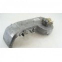 C00268332 ARISTON INDESIT n°67 Résistance et ventilateur lavante séchante