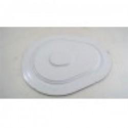 00362761 BOSCH WAE2836XFF/03 n°5 Tôle de protection arrière de lave linge d'occasion