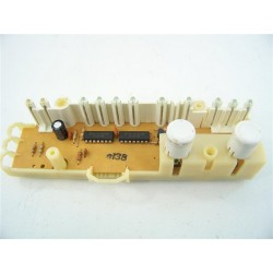 481227658073 WHIRLPOOL ADP9728 n°59 platine d'affichage pour lave vaisselle