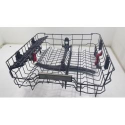 C00630891 WHIRLPOOL WFO3T123PF n°31 Panier supérieur pour lave vaisselle