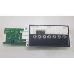 10015860 BOSCH WTH85V02/01 n°26 Module de commande pour sèche linge