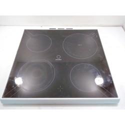 C00116273 SCHOLTES CI56HW N° 13 Dessus de verre pour plaque vitrocéramique d'occasion