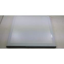 C00298943 INDESIT XWE61252WFR n°49 couvercle dessus de lave linge