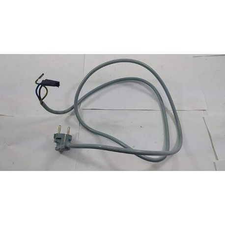 481010438568 WHIRLPOOL AWZ3790 N°44 Câble alimentation pour sèche linge
