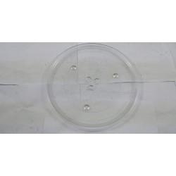 SABA AG823ABB N°54 Plateau en verre 27.5 pour four micro-ondes d'occasion