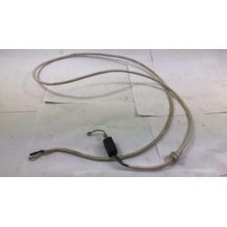 00266762 SIEMENS WXTS1330FF/01 N°191 câble alimentation pour lave linge