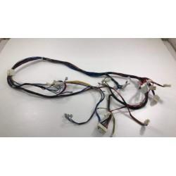 C00117454 INDESIT WIDL146FR N°189 câblage pour lave linge