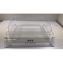 480132101664 WHIRLPOOL WBC3548A+NFCX n°99 tiroir bac à légume pour réfrigérateur d'occasion