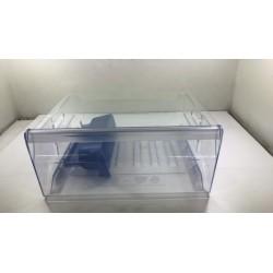 480132101121 WHIRLPOOL WBC3548A+NFCX n°100 bac à légume pour réfrigérateur d'occasion