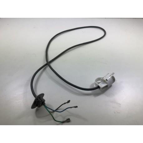 91200194 CANDY CD255FR N°90 câble alimentation lave vaisselle
