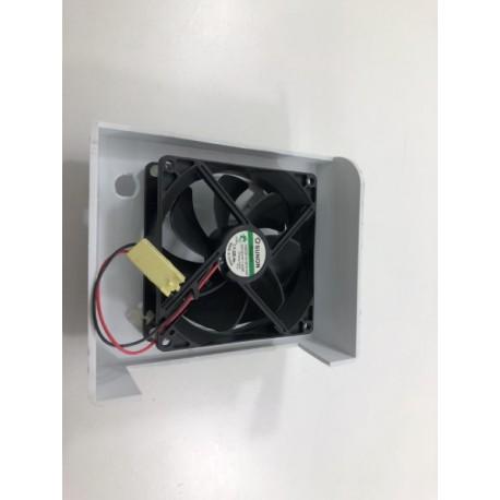4942220200 BEKO BCSA285K2SF n°40 ventilateur pour réfrigérateur