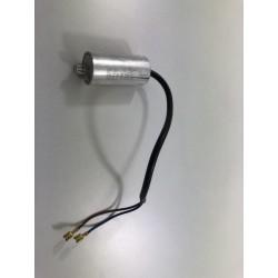 4384690100 BEKO BCSA285K2SF n°62 Condensateur pour réfrigérateur