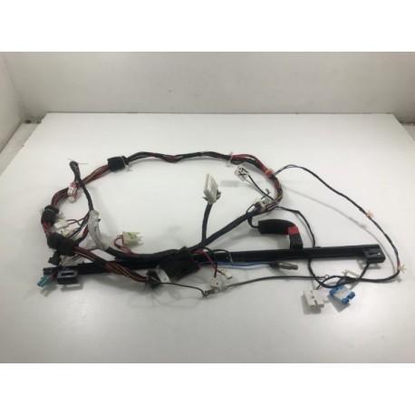 SAMSUNG WF70F5E0N2W N°203 câblage pour lave linge d'occasion