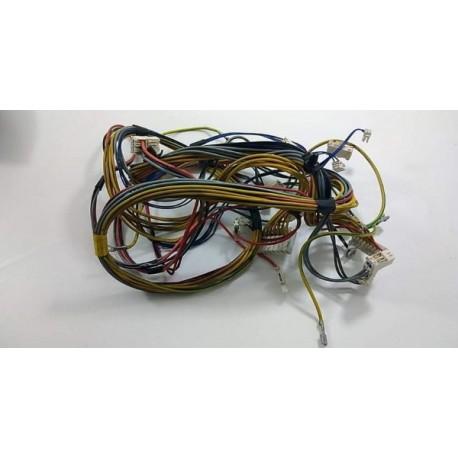 1268830823 FAURE FWG5145 N°213 Câblage pour lave linge d'occasion