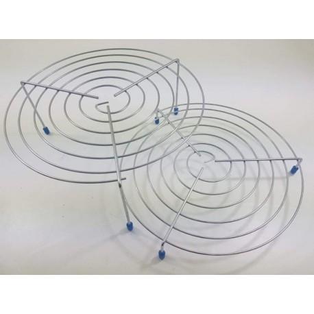 BRANDT SM2602W1 N°56 Support Plateau en verre pour four micro-ondes d'occasion
