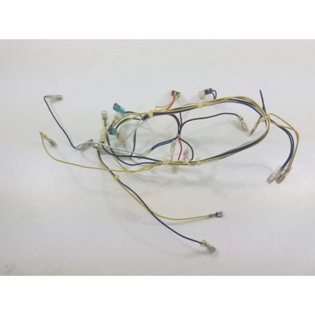 72X3736 BRANDT SM2602W1 N°19 câblage pour four à micro ondes d'occasion