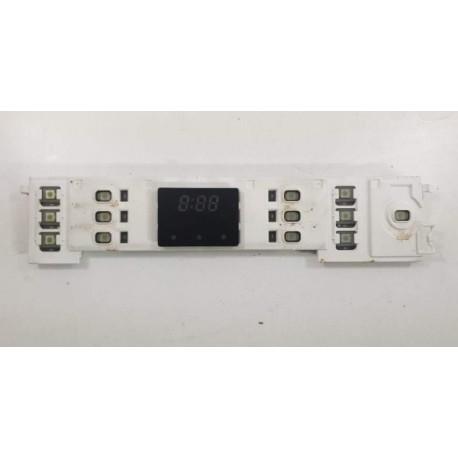 00668333 BOSCH SMS50M02FR n°160 Module de commande pour lave vaisselle