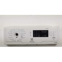 140032113015 ELECTROLUX EWT0860TDW N°664 Bandeau pour lave linge d'occasion