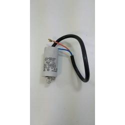 481212018029 WHIRLPOOL WBC3548A+NFCX n°52 condensateur 4µF pour réfrigérateur