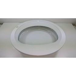 2973580100 BEKO DE9333GA0W n°177 Hublot complète pour sèche linge