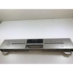 11000480 BOSCH SN26N881FF/85 N°203 Bandeau pour lave vaisselle d'occasion