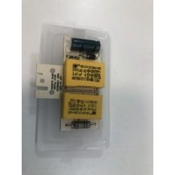 C00578726 WHIRLPOOL W7921IOX n°34 carter lampe pour réfrigérateur d'occasion