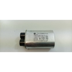 Condensateur 1.05µF. 2100V n°5 pour four a micro-ondes