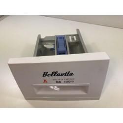 580F71 BELLAVITA WD8614W566C N°318 Tiroir bac à lessive pour lave linge