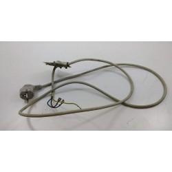1100990223 AEG L74640 N°228 câble alimentation pour lave linge d'occasion